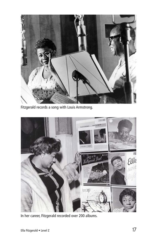 Book Preview For Ella Fitzgerald Page 17