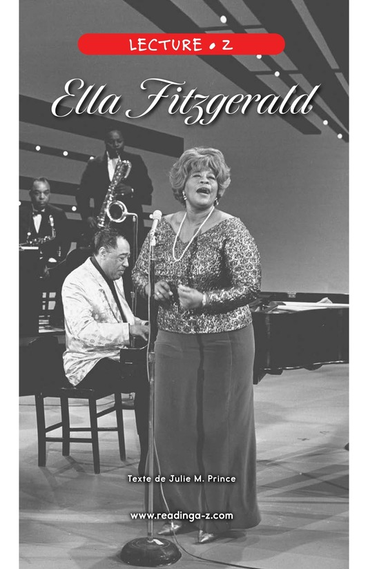 Book Preview For Ella Fitzgerald Page 1