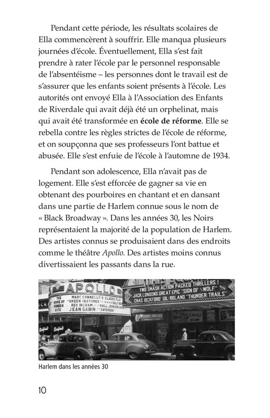 Book Preview For Ella Fitzgerald Page 10