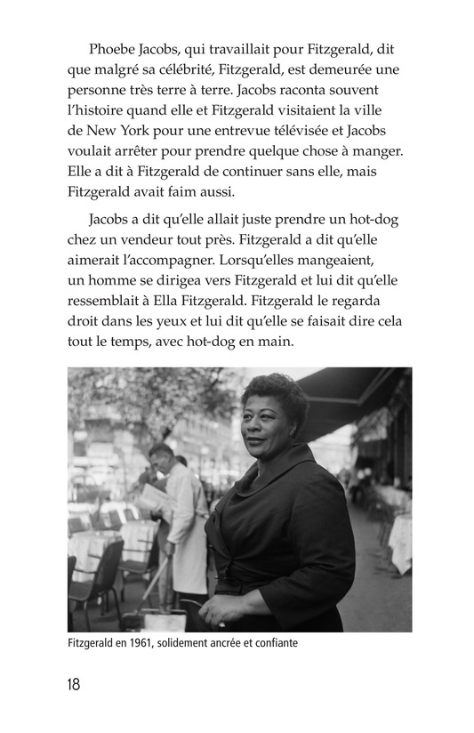 Book Preview For Ella Fitzgerald Page 18