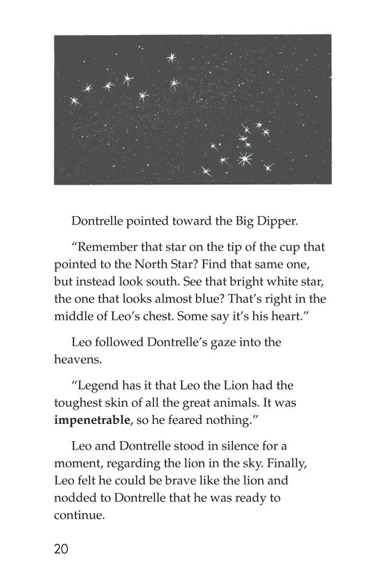 Book Preview For Leo the Lion Page 20