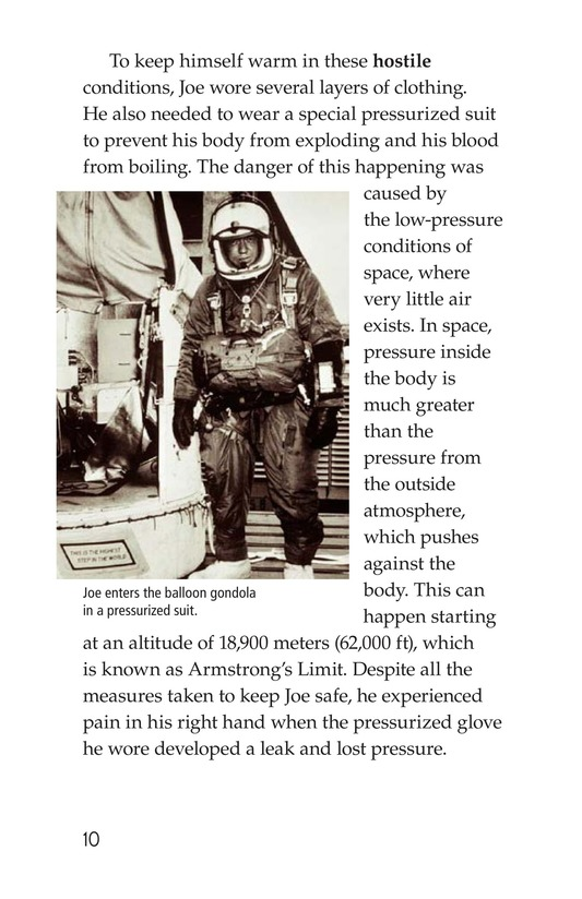 Book Preview For Joe Kittinger: An Unsung Hero Page 10