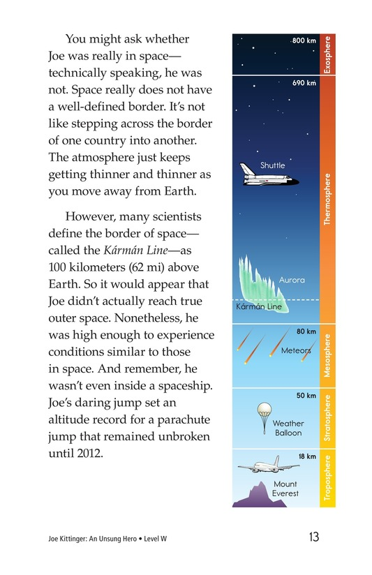Book Preview For Joe Kittinger: An Unsung Hero Page 13