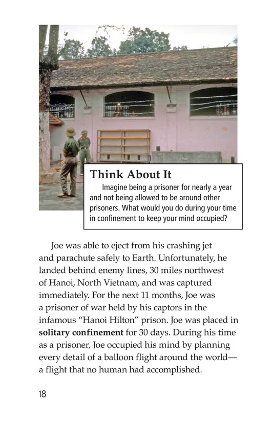 Book Preview For Joe Kittinger: An Unsung Hero Page 18