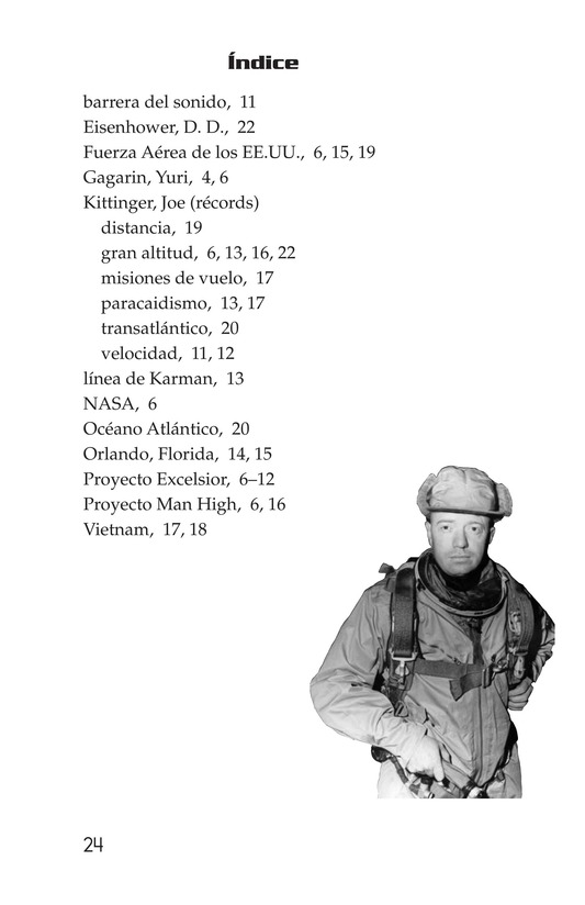 Book Preview For Joe Kittinger: An Unsung Hero Page 24