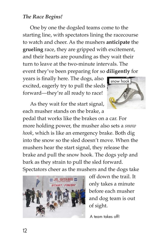 Book Preview For The Jr. Iditarod Page 12