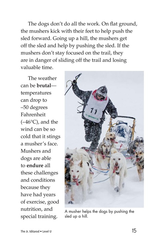 Book Preview For The Jr. Iditarod Page 15