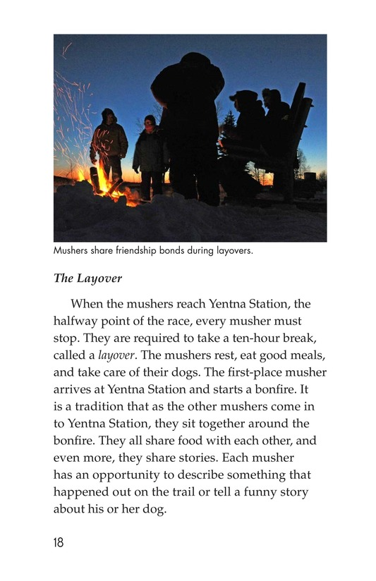 Book Preview For The Jr. Iditarod Page 18