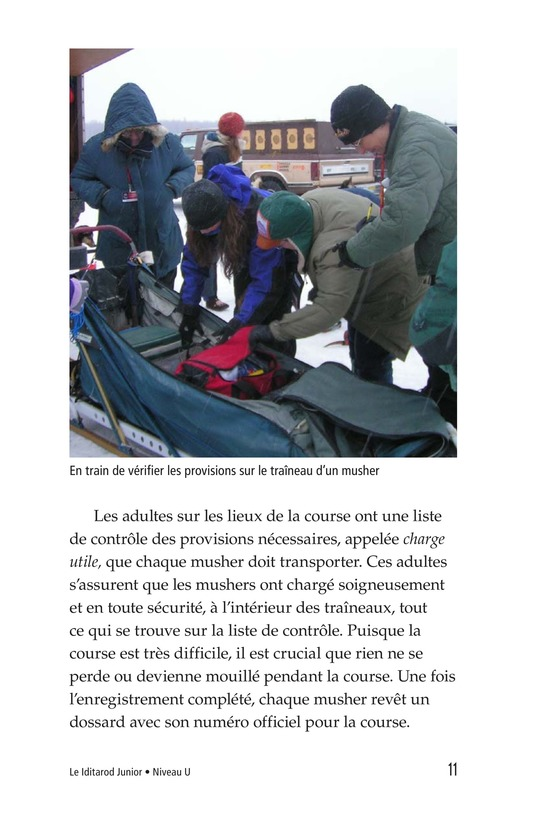 Book Preview For The Jr. Iditarod Page 11