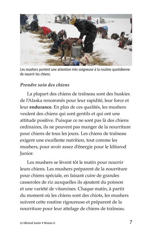 Book Preview For The Jr. Iditarod Page 7