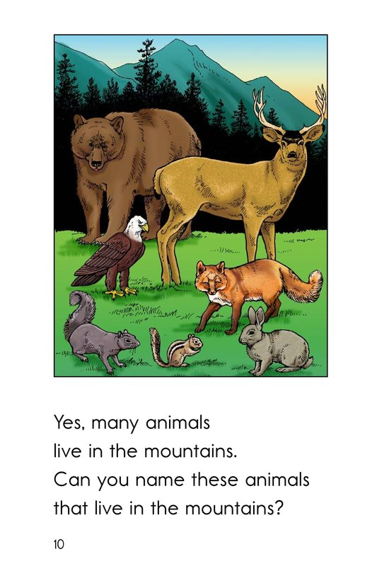Book Preview For In the Mountains Page 10