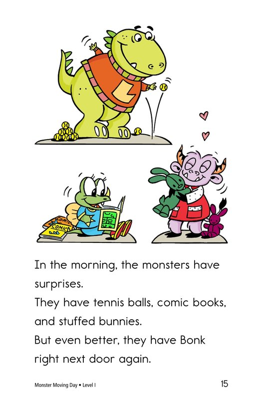 Book Preview For Monster Moving Day Page 15