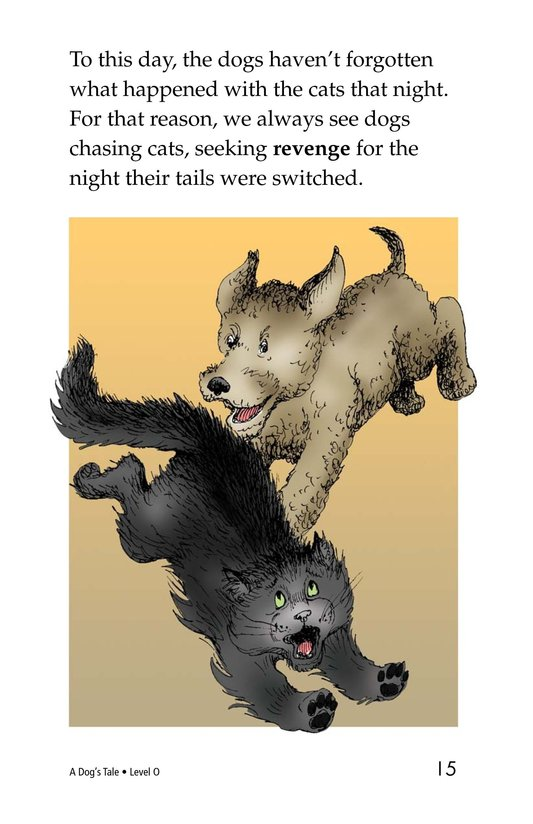 Book Preview For A Dog's Tale Page 15
