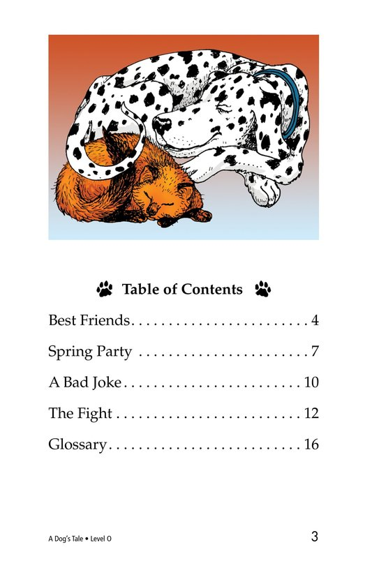 Book Preview For A Dog's Tale Page 3