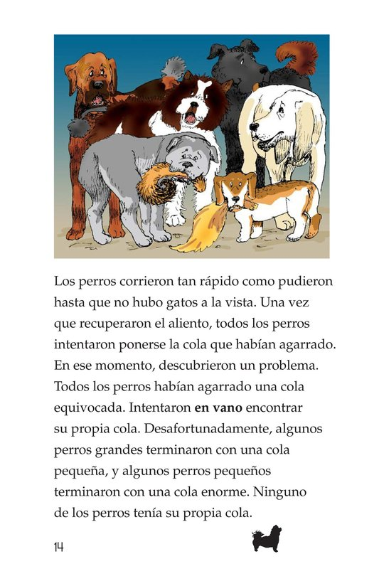 Book Preview For A Dog's Tale Page 14