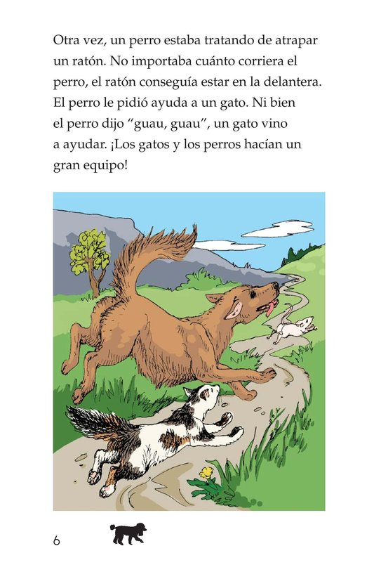 Book Preview For A Dog's Tale Page 6