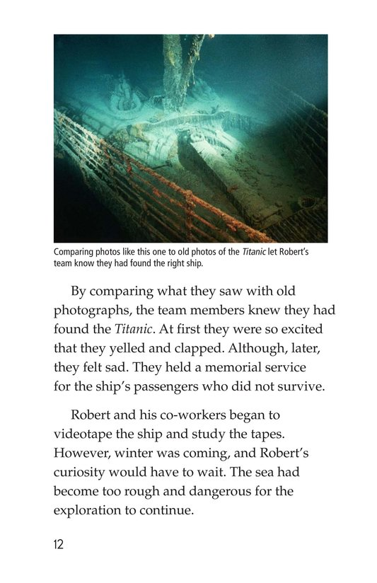 Book Preview For Titanic Treasure Page 12