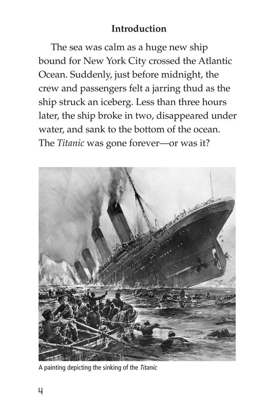 Book Preview For Titanic Treasure Page 4
