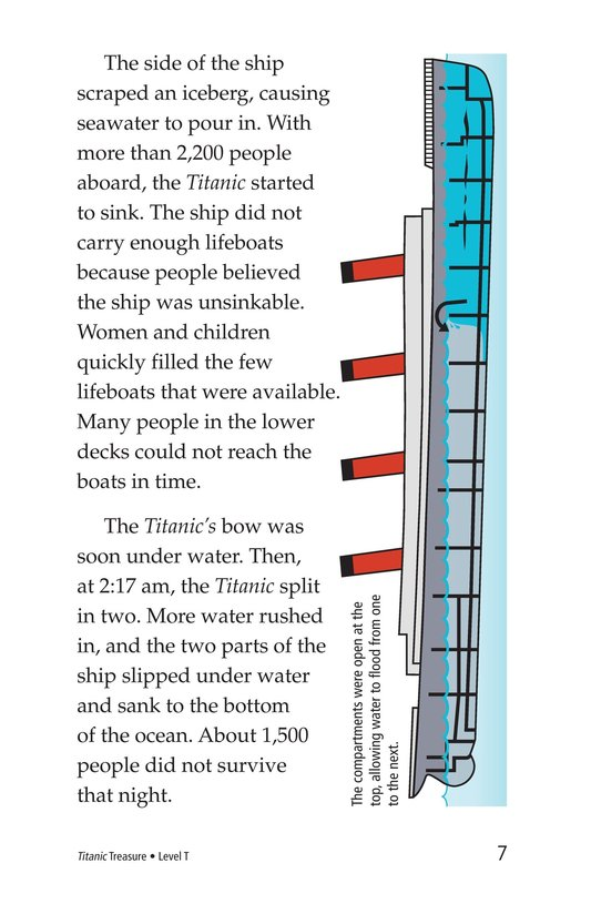 Book Preview For Titanic Treasure Page 7