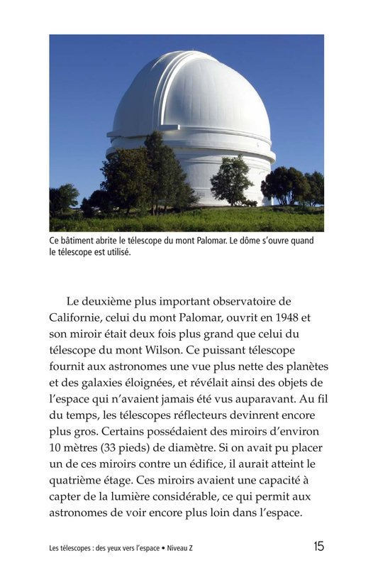 Book Preview For Telescopes: Eyes on Space Page 15