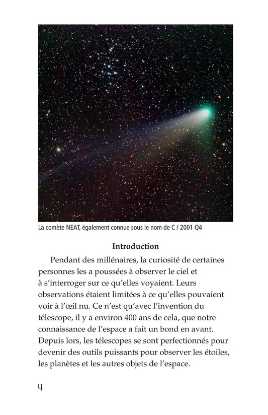 Book Preview For Telescopes: Eyes on Space Page 4