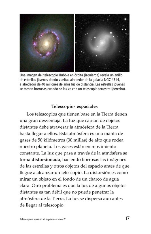 Book Preview For Telescopes: Eyes on Space Page 17