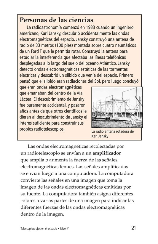 Book Preview For Telescopes: Eyes on Space Page 21