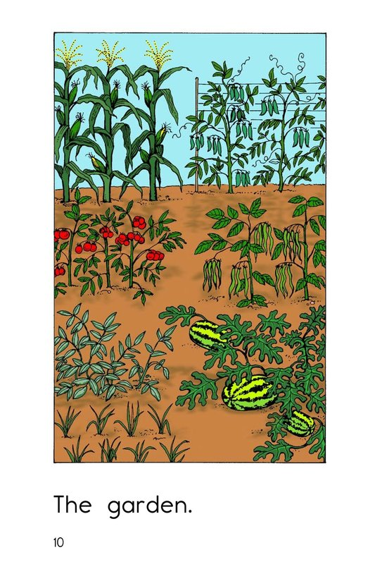 Book Preview For The Garden Page 10