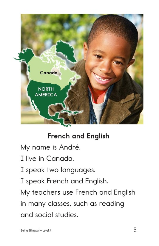 Book Preview For Being Bilingual Page 5