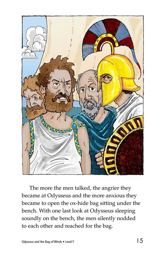 Book Preview For Odysseus and the Bag of Winds Page 15