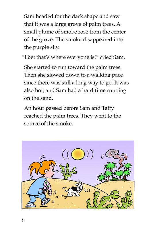 Book Preview For Sam in the Desert Page 6
