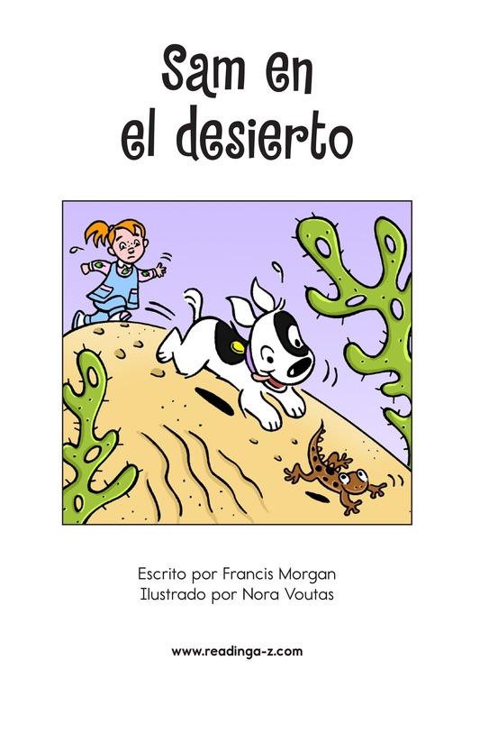 Book Preview For Sam in the Desert Page 2