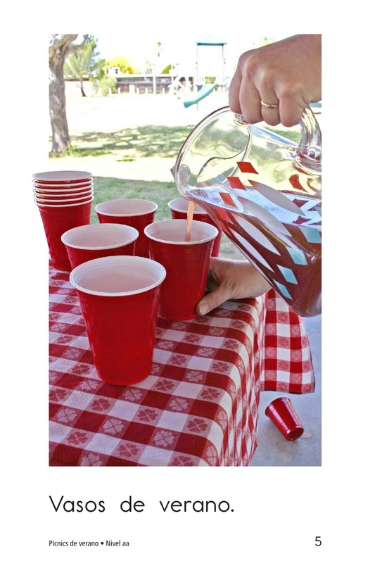 Book Preview For Summer Picnics Page 5