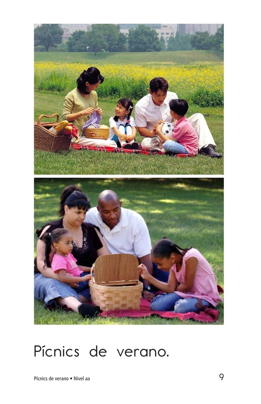 Book Preview For Summer Picnics Page 9