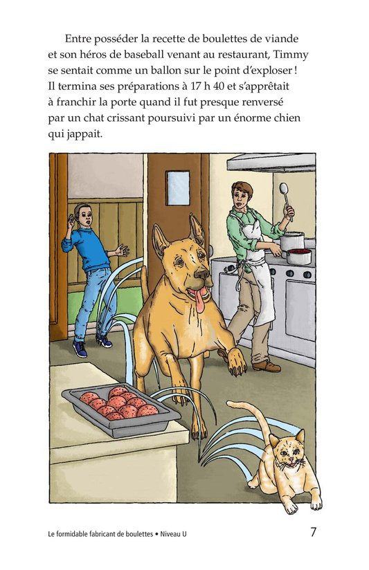 Book Preview For Magnificent Meatball Maker Page 7