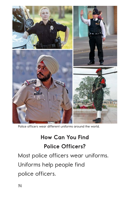 Book Preview For Police Officers Page 14