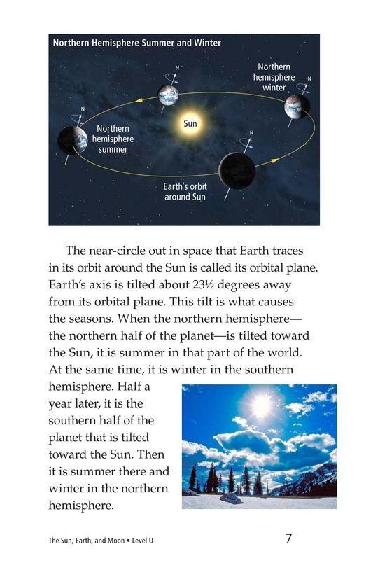 Book Preview For The Sun, Earth, and Moon Page 7