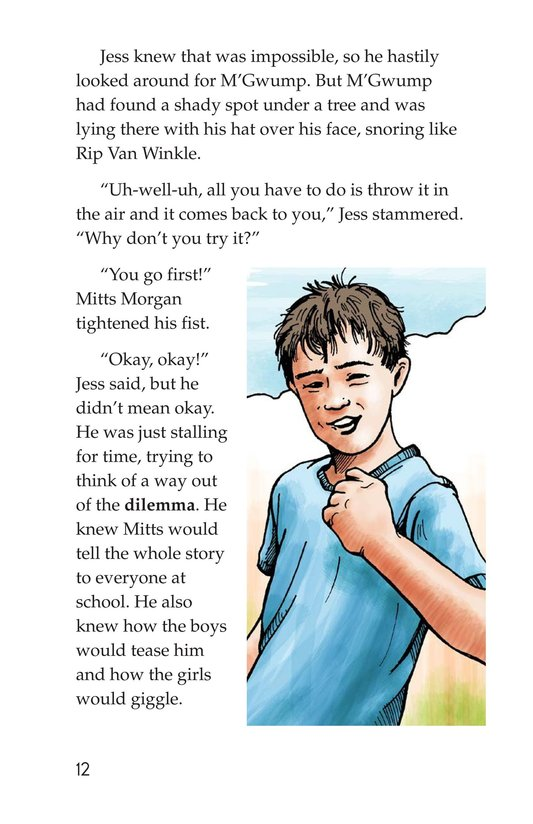 Book Preview For Many Happy Returns Page 12