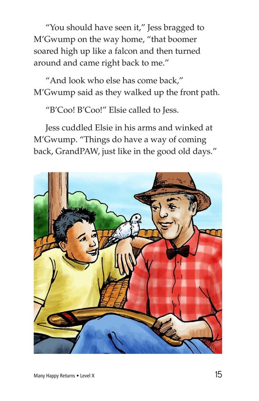 Book Preview For Many Happy Returns Page 15
