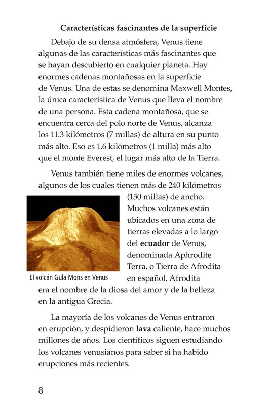 Book Preview For Venus: Beauty and Beast Page 8