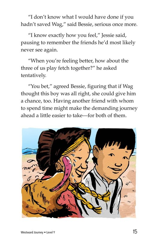 Book Preview For Westward Journey Page 15
