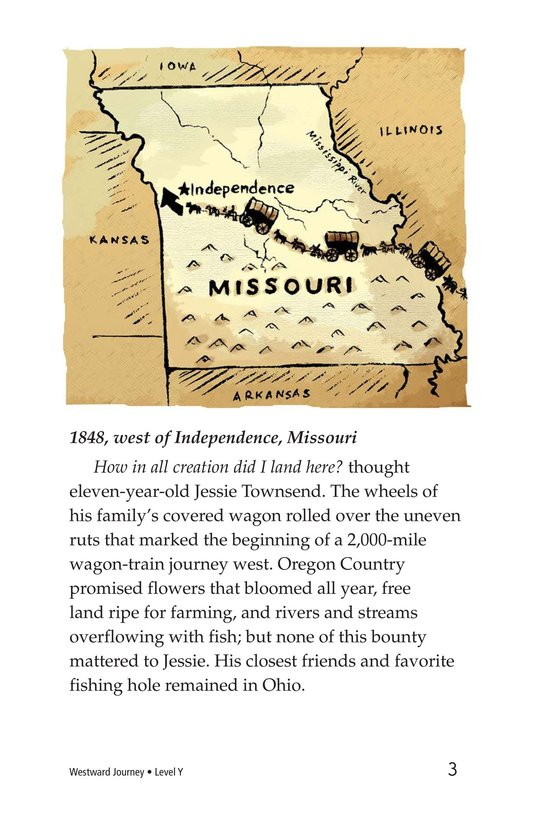 Book Preview For Westward Journey Page 3