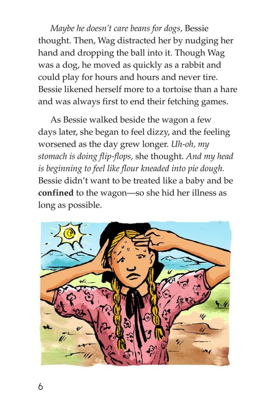 Book Preview For Westward Journey Page 6