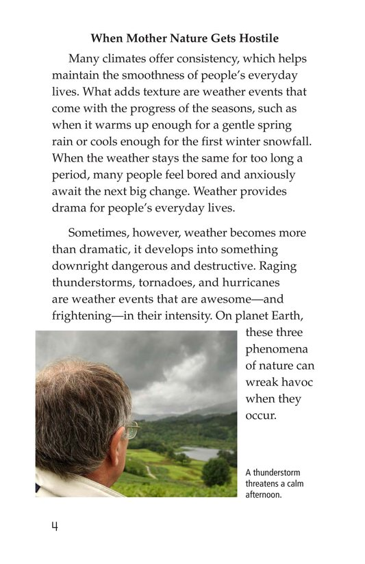 Book Preview For Violent Weather Page 4