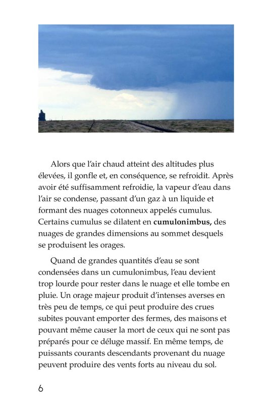 Book Preview For Violent Weather Page 6