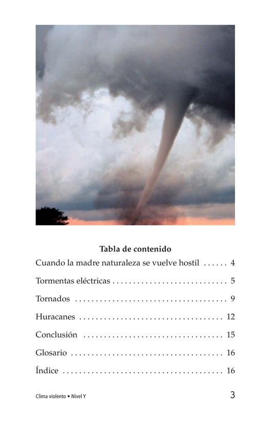 Book Preview For Violent Weather Page 3
