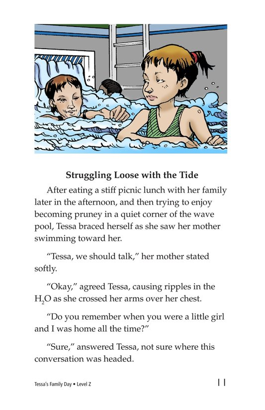 Book Preview For Tessa's Family Day Page 11