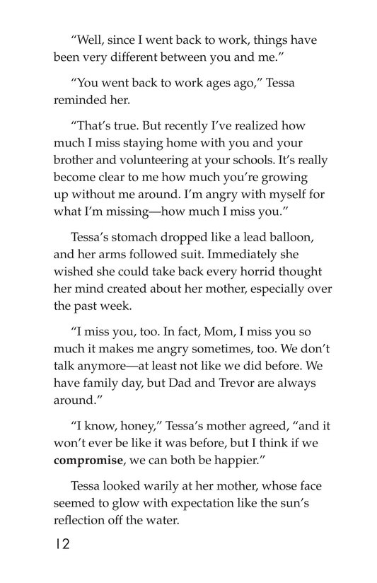 Book Preview For Tessa's Family Day Page 12