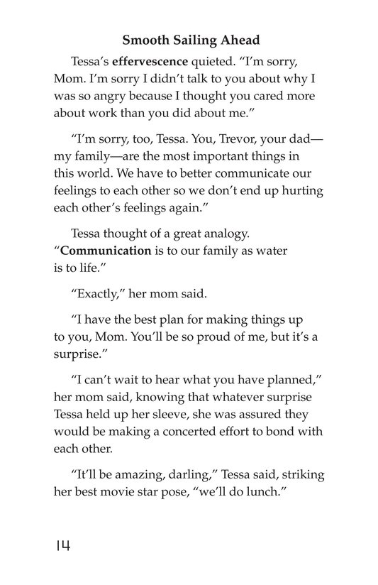 Book Preview For Tessa's Family Day Page 14