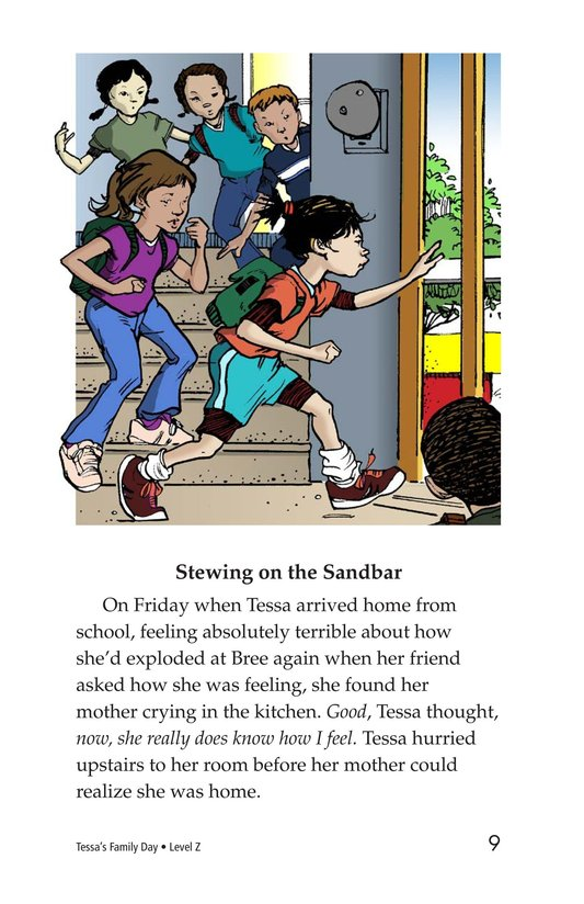 Book Preview For Tessa's Family Day Page 9